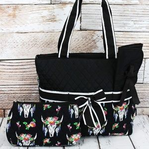 "Other - 🌺🌺""FREE SPIRIT"" Quilted Diaper Bag 🌺🌺"